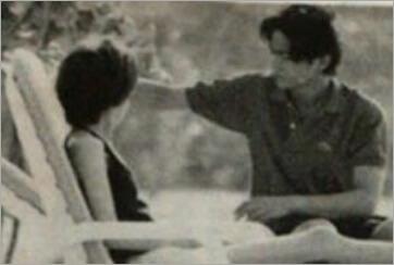 宝生舞と稲垣吾郎のフライデー写真