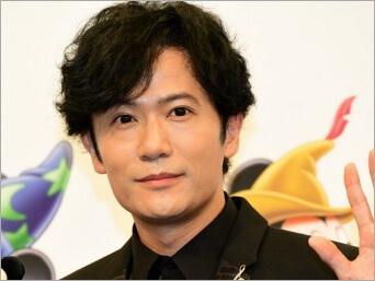 稲垣吾郎のプロフィール画像