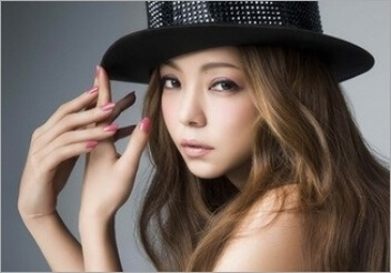 安室奈美恵のプロフィール画像