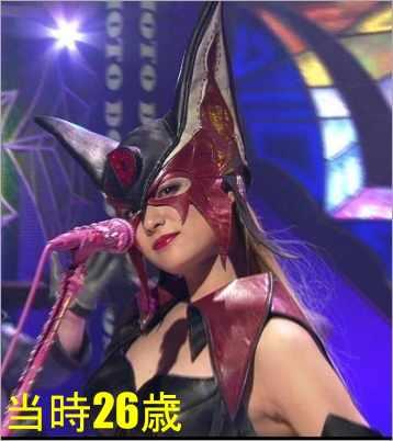 深田恭子 顔の変化 ドロンジョ