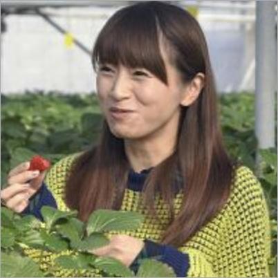 鈴木亜美の食のやまなし大使