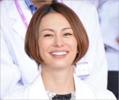 松岡昌宏の彼女の噂が立った米倉涼子