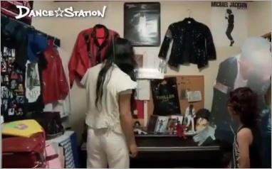 リキジャクソンのマイケルジャクソン部屋