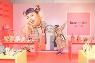 渡辺直美「Kate Spade」