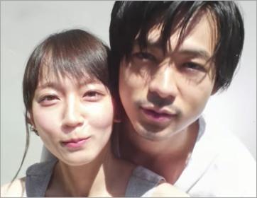 成田凌と吉岡里帆