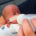 Baby born at 25 weeks and given 50 50 chance of survival heads home