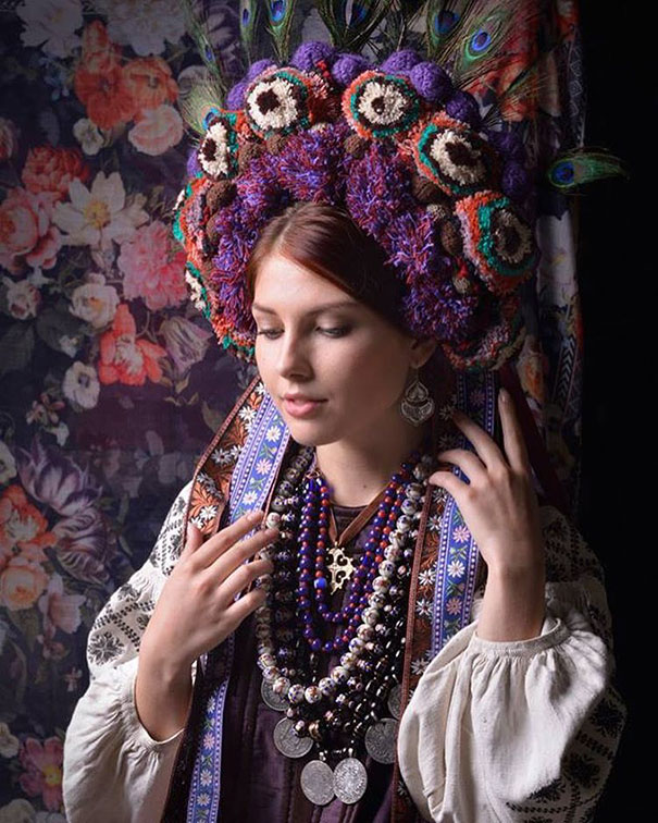Flower headdress5