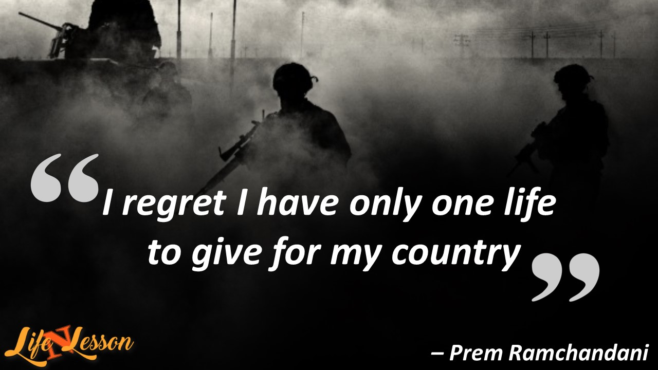 Famous Patriotic Quotes Wallpapers These 11 Quotes On Indian Army Fill Your Heart With Pride