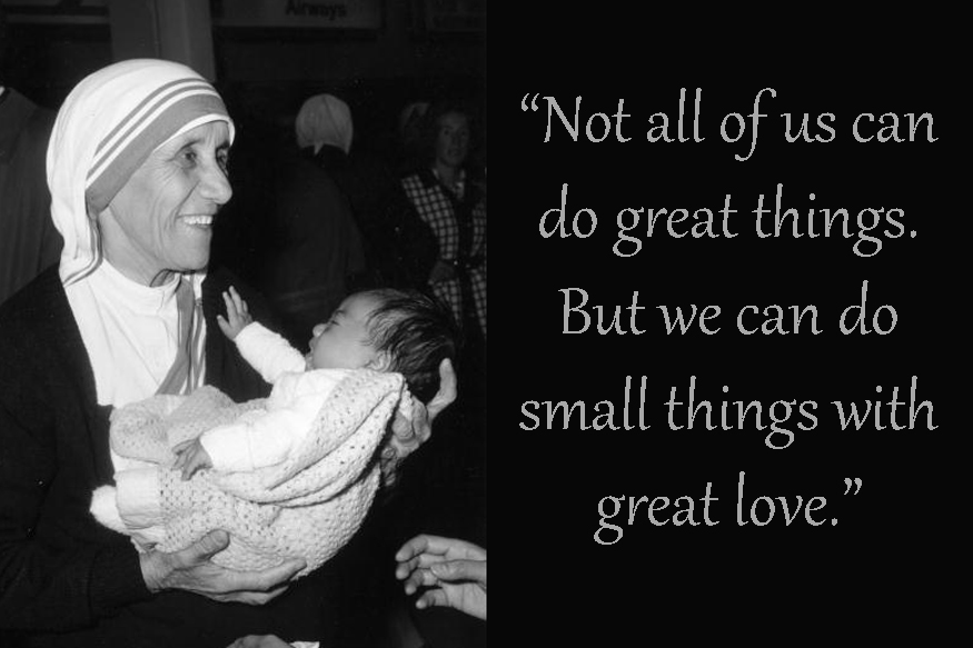 9 Of Mother Teresas Most Inspiring Quotes That Will