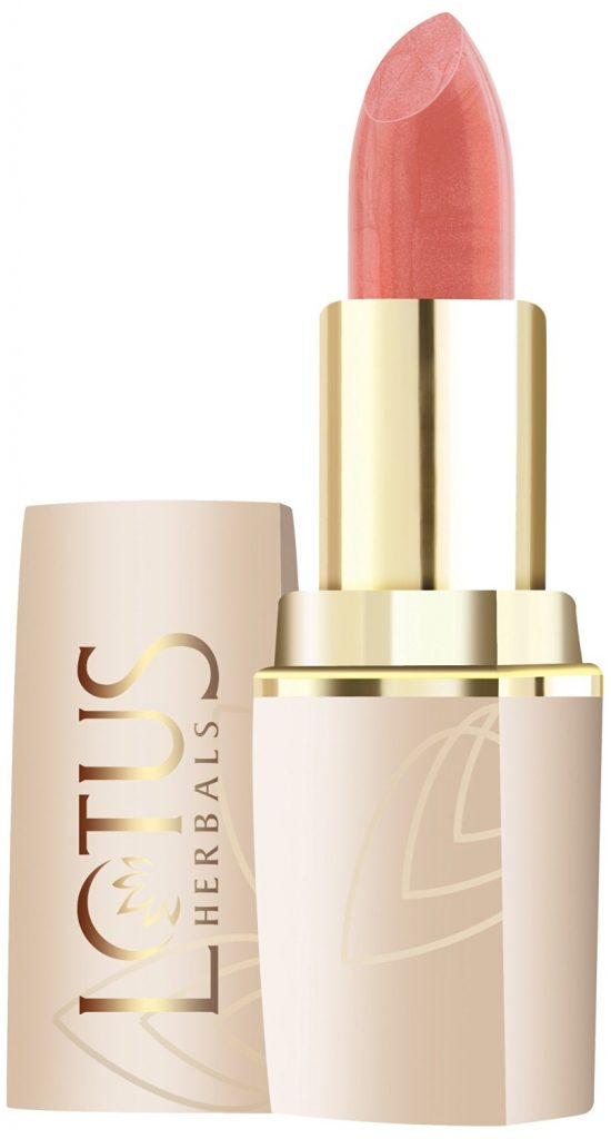 Lotus Herbals Pure Colors Lip Color, Carnation