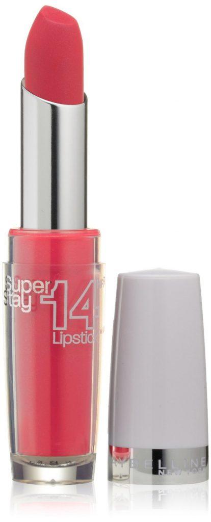 Maybelline Super Stay 14Hr Lipstick, Eternal Rose