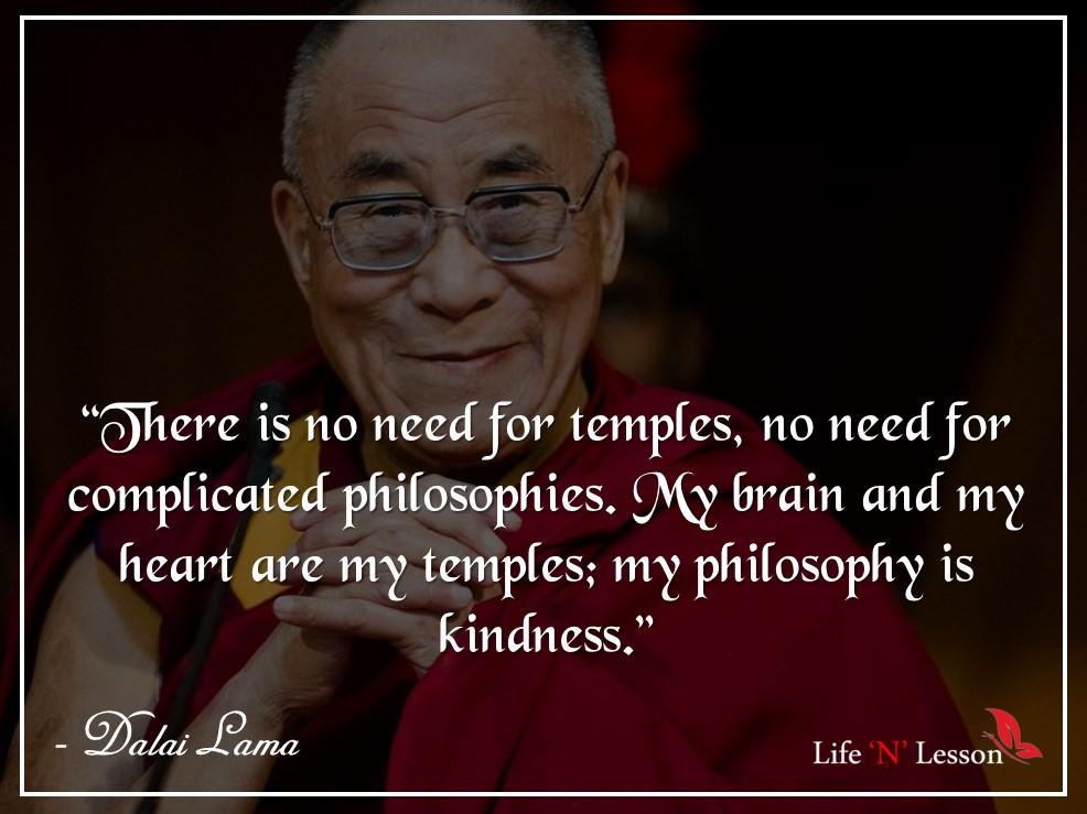 Quotes by Dalai Lama
