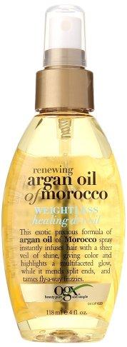 OGX Renewing Moroccan Argan Oil Weightless Healing Dry Oil