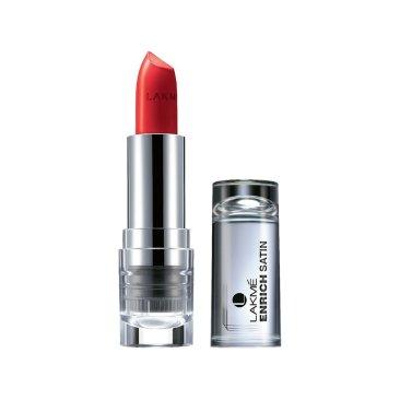 Lakme Enrich Satin Lipstick Shade R356
