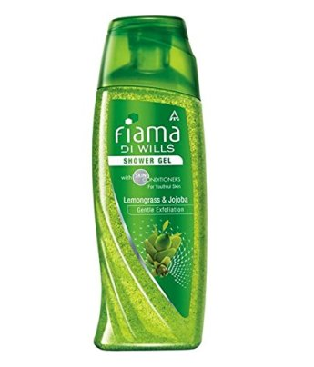 Fiama Di Wills Lemongrass and Jojoba Gentle Exfoliation Shower Gel