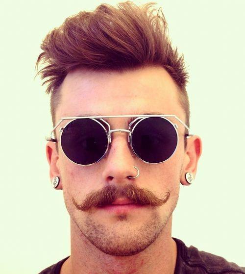 Hot Mustache Styles
