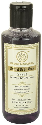 Khadi Lavender and Ylang Ylang Body Wash