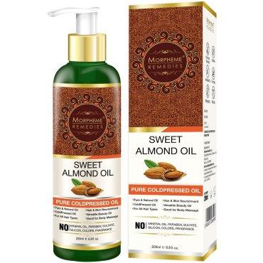 Morpheme Remedies Pure Almond Oil