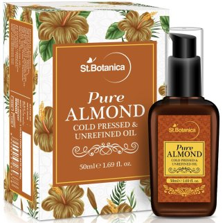 StBotanica Sweet Almond Pure Coldpressed Oil