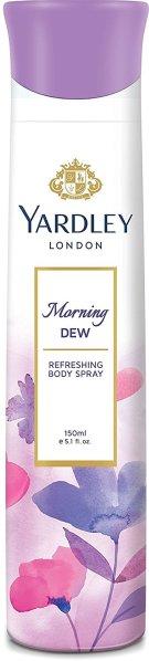 Yardley London - Morning Dew Refreshing Deo for Women