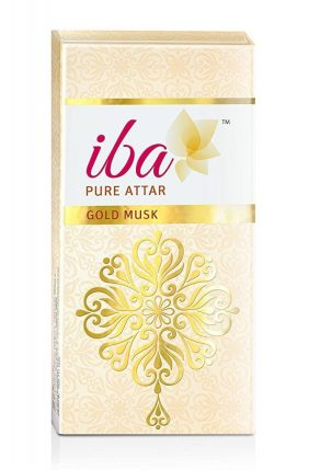Iba Halal Care Pure Attar Gold Musk
