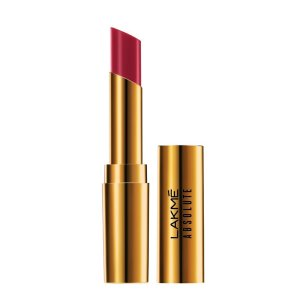 Lakme Absolute Argan Oil Lip Color, Smooth Merlot