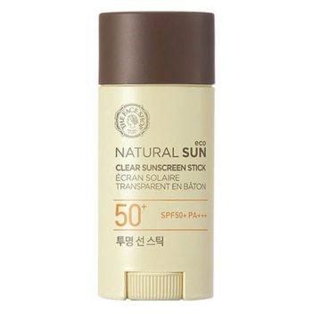 The Face Shop Natural Sun Eco Clear Sunscreen Stick