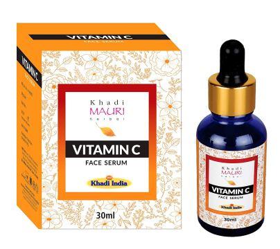 Khadi Mauri Herbal Vitamin C Face Serum