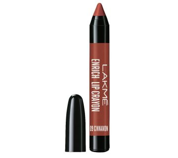 Lakme Enrich Lip Crayon, Cinnamon Brown