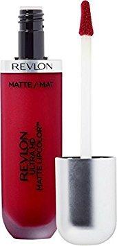 Revlon Ultra HD Matte Lip Color, Passion