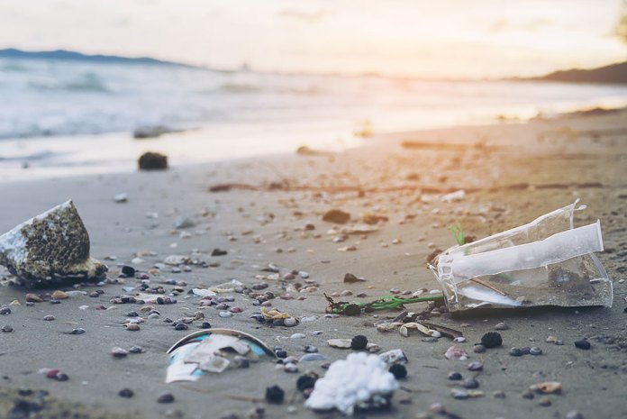 ", Scientists have discovered a bacterium that ""eats"" plastic!"
