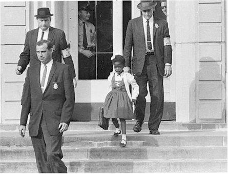 , Ρούμπυ Μπρίτζες: Το παιδί που πολεμήθηκε και έγινε σύμβολο!