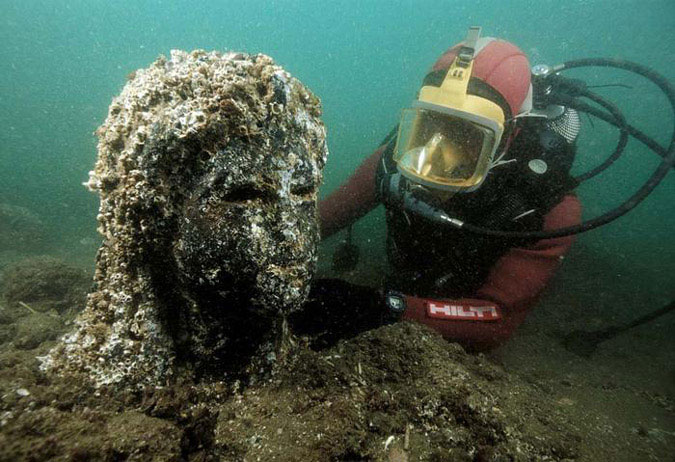 , Heracleion: The Egyptian port in the sea of the Greeks