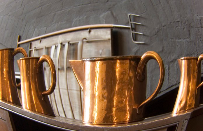 , Top Healing Benefits of Drinking Water in a Copper Vessel