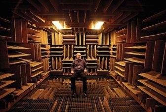 , Το πιο ήσυχο δωμάτιο του κόσμου