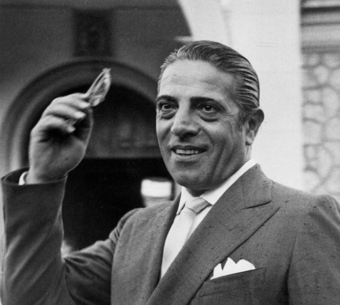 , Onassis' Top 10 phrases for Business