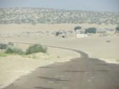A glimpse of the Thar Desert