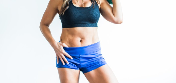 How to get rid of the belly pooch and lose the mommy tummy