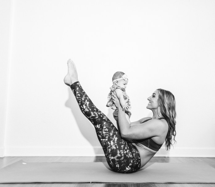 Mommy and me workout: 10 yoga poses to do with your baby or toddler