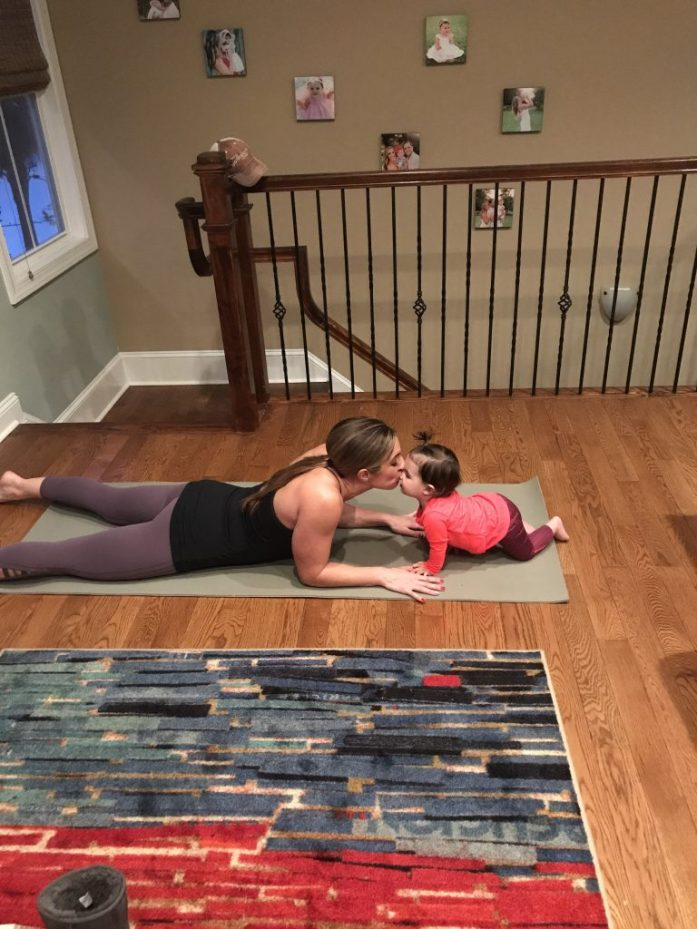 mommy and me workout: 10 yoga moves to do with your baby or toddler