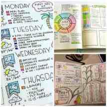 Bullet Journaling Ideas Inspire Life