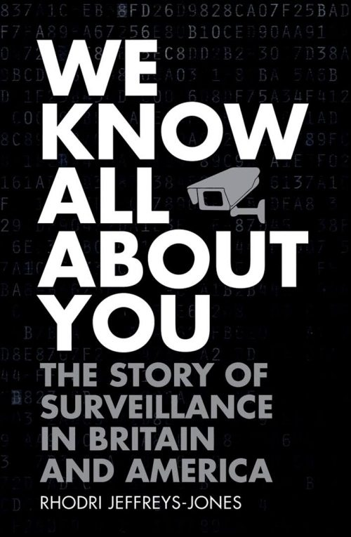 Book Review: We Know All About You