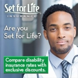 Disability Insurance Basics, Set for Life Insurance