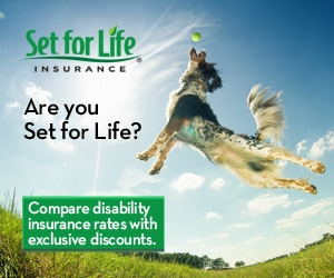 Set For Life Insurance