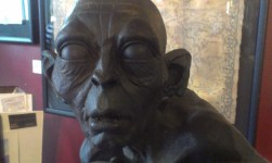 Oct.5.2013 Gollum Face