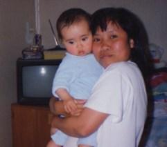 ang and mum