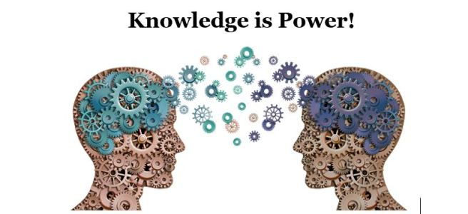 knowledge is power daily