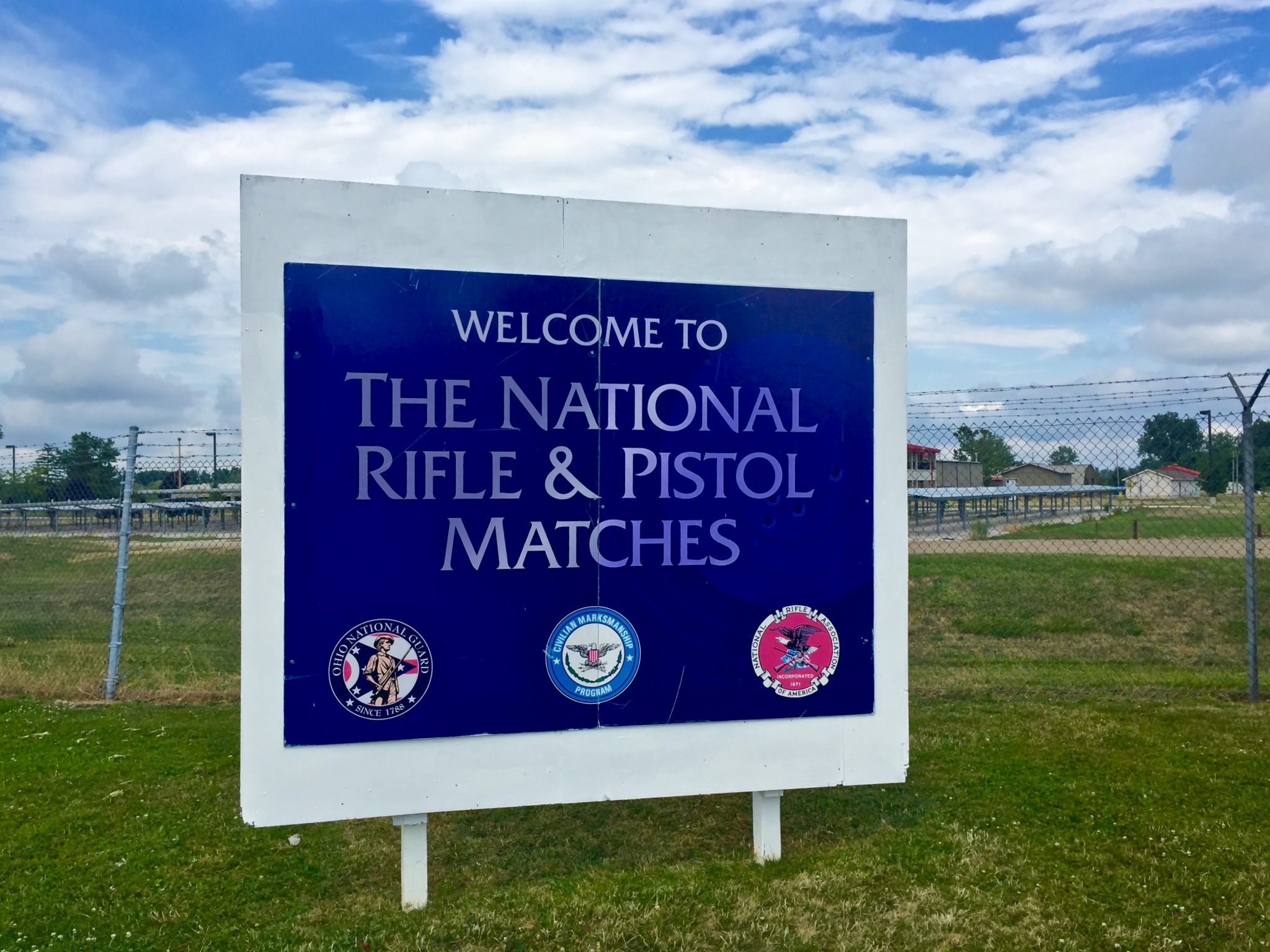 2016 National Rifle & Pistol Matches: NRA (OTC) Week – Camp Perry, OH