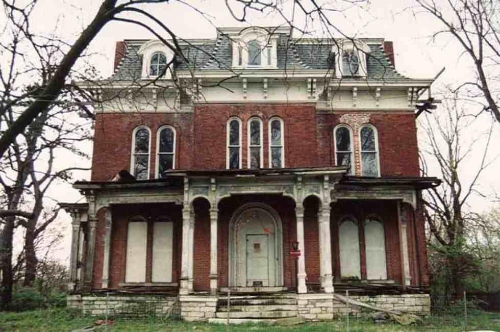 McPike Mansion in Alton, IL