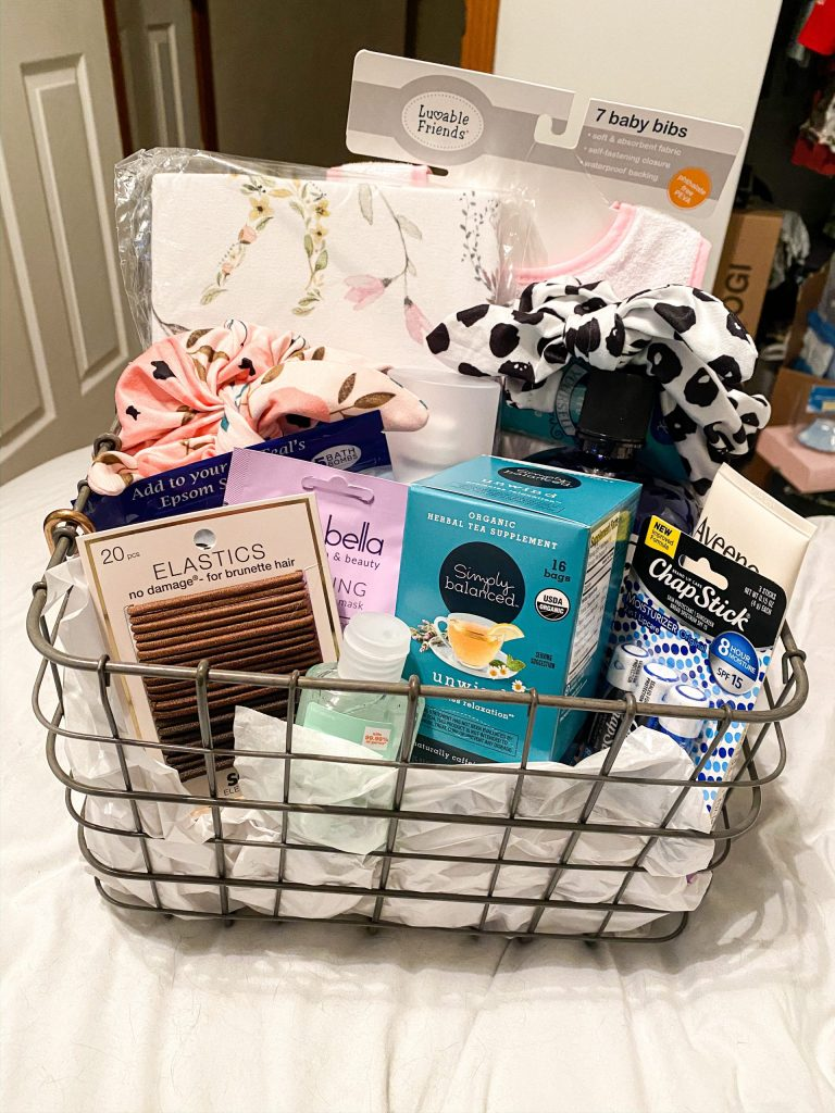 new mom basket